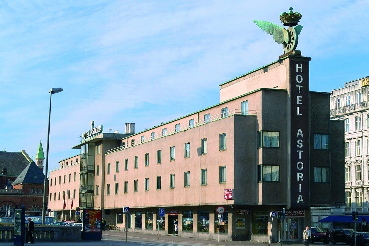 Astoria hotel copenhagen copenhagen for Hotel in kopenhagen